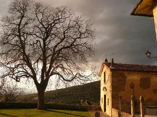 Loro Ciuffenna, Italie : La Capilla
