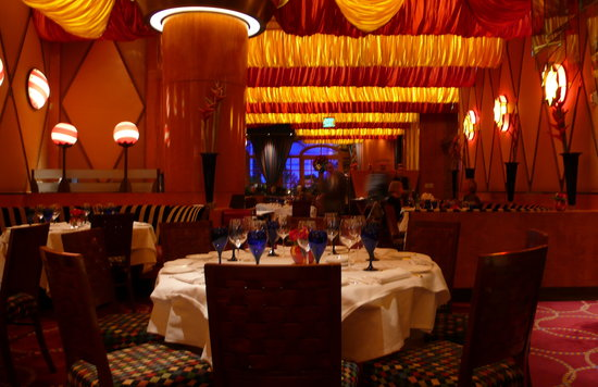 Circo Is A Circus Made In Heaven Review Of Las Vegas Nv Tripadvisor