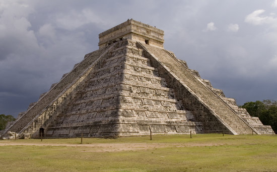 Chichen Itza Restaurants