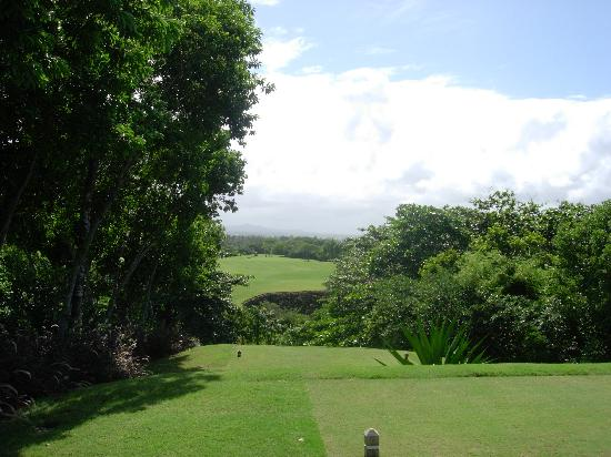 Constance Belle Mare Plage: 10th hole at The Links