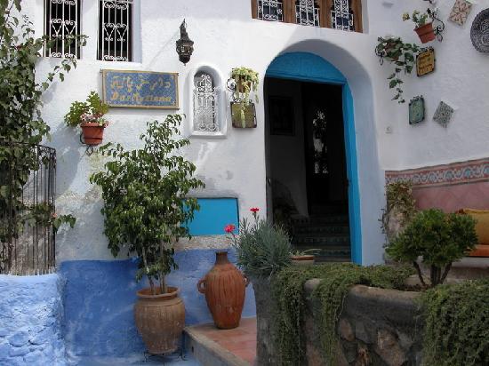 Dar Meziana: Entrada principal del hotel