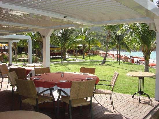 Le Domaine Beach Resort & Spa: La Veranda - La Domaine Restaurant