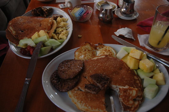 The Living Room : Great Pancakes