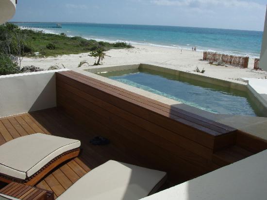 Rosewood Mayakoba: Private Pool & Deck