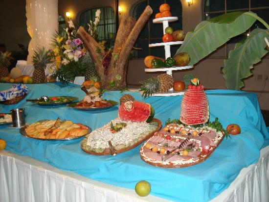 Gran Festivall All Inclusive Resort: Great Buffet