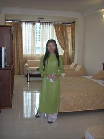 Business Hotel Saigon: Linh Hotel interior