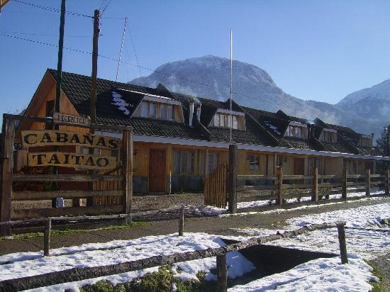 Caba as en invierno picture of turismo queitao patagonia puerto aisen tripadvisor - Cabana invierno ...