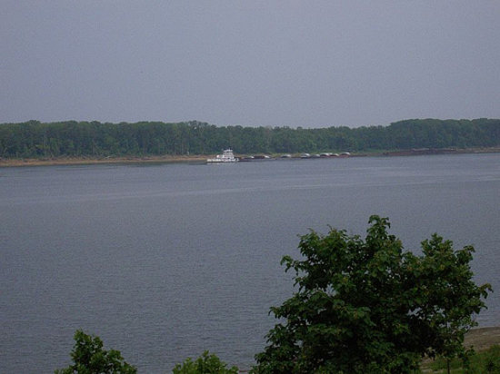 Missouri: View Of The River