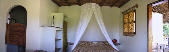 Kafountine, Senegal: Great bedrooms, really quiet and comfortable