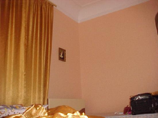 Tsentralnaya: Bedroom