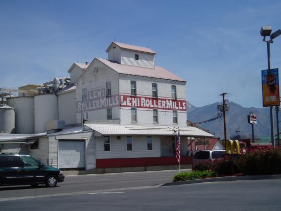Best Western Timpanogos Inn: Lehi Roller Mills