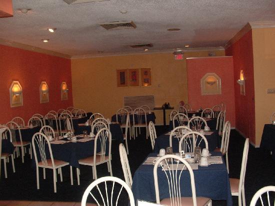 Royal Islander: The Hotel Restaurant. 3/08