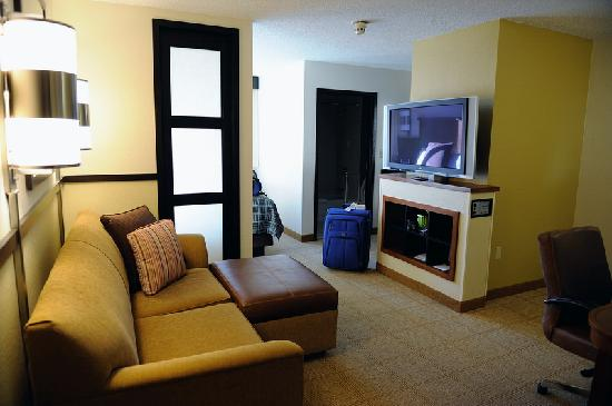 Room view Picture of Hyatt Place Busch Gardens Tampa TripAdvisor