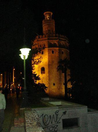 Reyes Catolicos Hotel: Torre del Oro