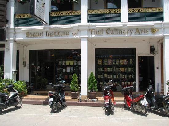 Самуйский институт тайского кулинарного искусства