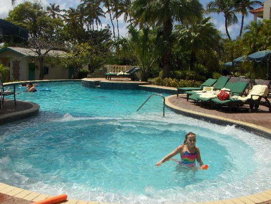 Pool at the divi picture of divi aruba all inclusive - Divi all inclusive ...