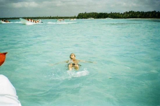 piscinas naturales en saona isla saona rep dominicana