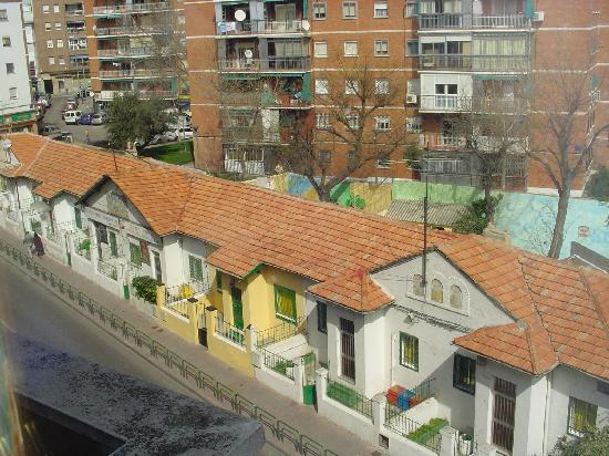 Tryp Madrid Leganes Hotel : view from room