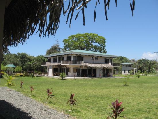 Villas Tranquilas: sunny day at the Villas