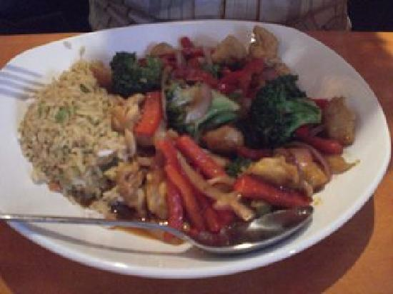 Stir Crazy: Szechwan Chicken