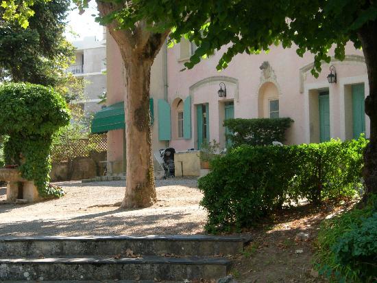 Villa la Castellane : dependance
