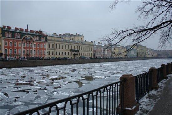 St. Petersburg, Russia: SPB