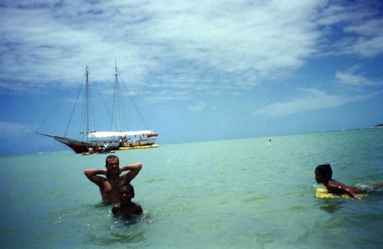 Playa Do Coqueiros en Trancoso - TRANCOSO (BRASIL)