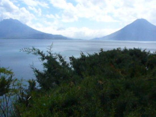 Santa Cruz La Laguna, Guatemala: lake atitlan