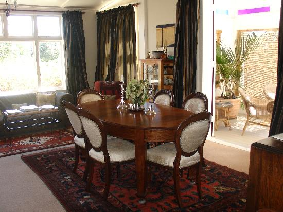 Cobden Garden Homestay: Cobden Breakfast Room
