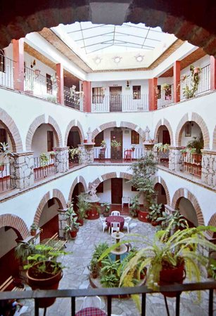Photo of Hotel Molino Del Rey Guanajuato