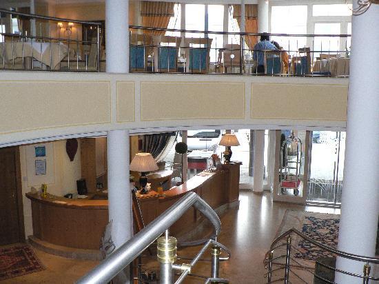 Wohlfühlhotel Schiestl: Reception & Dining area