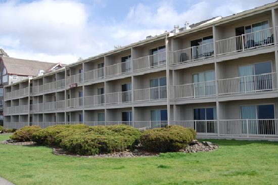 Back Of The Hi Tide Motel 3 08 Picture Of Hi Tide Oceanfront Inn