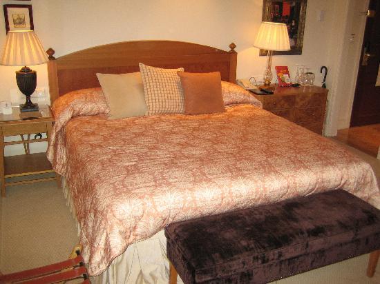 Hotel Kamp: Standard bed