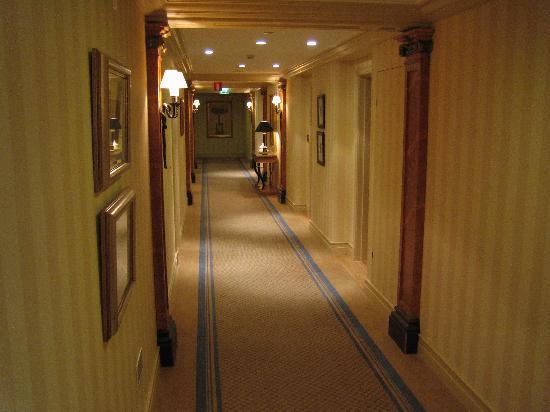 Hotel Kamp: Hall