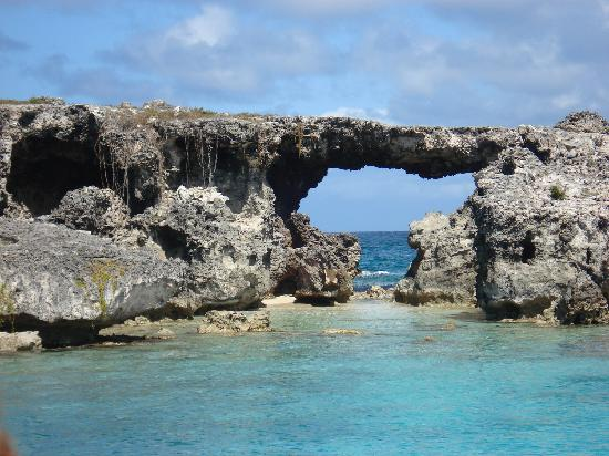 Saint Philip Parish, Antigua: Devil's Bridge