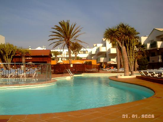 Great Place Review Of Hotetur Puerto Tahiche Costa Teguise Spain Tripadvisor