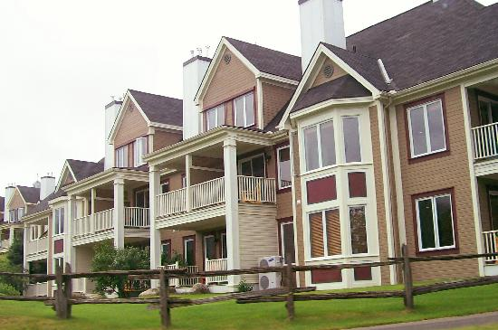 Club Intrawest - Tremblant: les condos du club intrawest