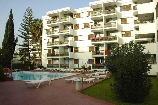 Roca Verde Apartments: Hotel Roca Verde