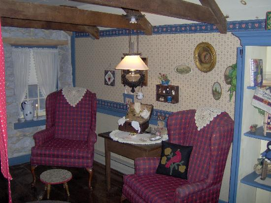 Clearview Farm Bed and Breakfast: Lincoln Room