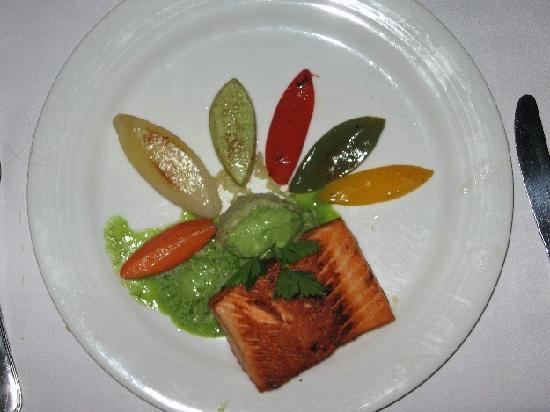 Grand Bahia Principe Coba: Dinner At Seafood Restaurant