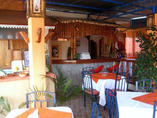 Mahebourg: Hotel Restaurant