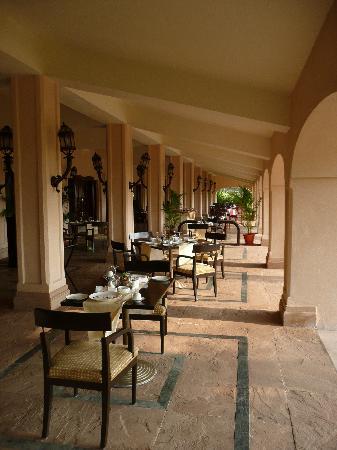 Taj Exotica Goa: Hotel Restaurants 1