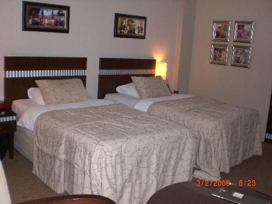 Almira Hotel : Room2