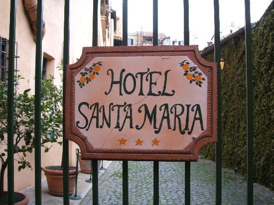 Hotel Santa Maria Rome Tripadvisor