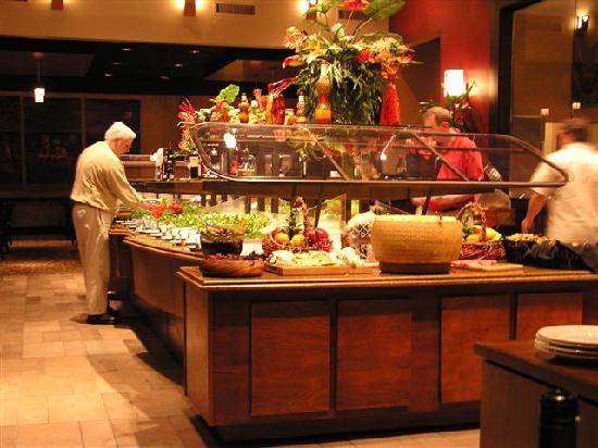 Rioz Brazilian Steakhouse: Salad Bar
