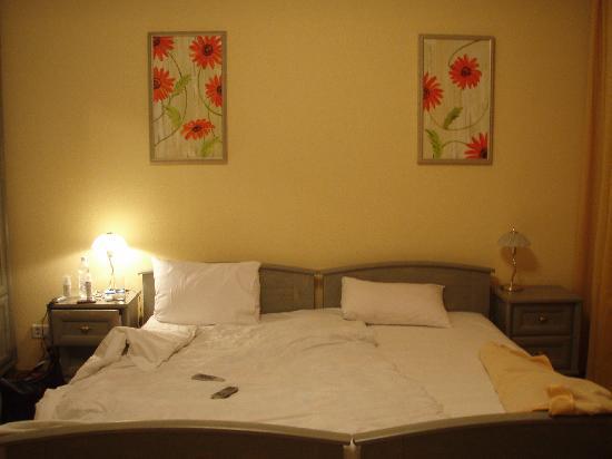 Sunflower B&B Hotel: Comfy bed