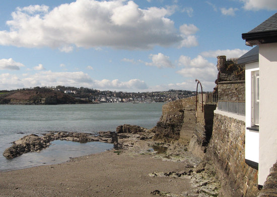 Kinsale Harbour, County Cork, snapped from Summercove