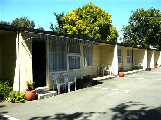 Ashleigh Court Motel: Ashleigh Court, Christchurch