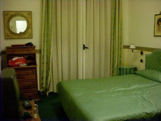 Hotel Argentina: Cuarto matrimonial