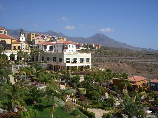 Bahia Principe Costa Adeje: hotel